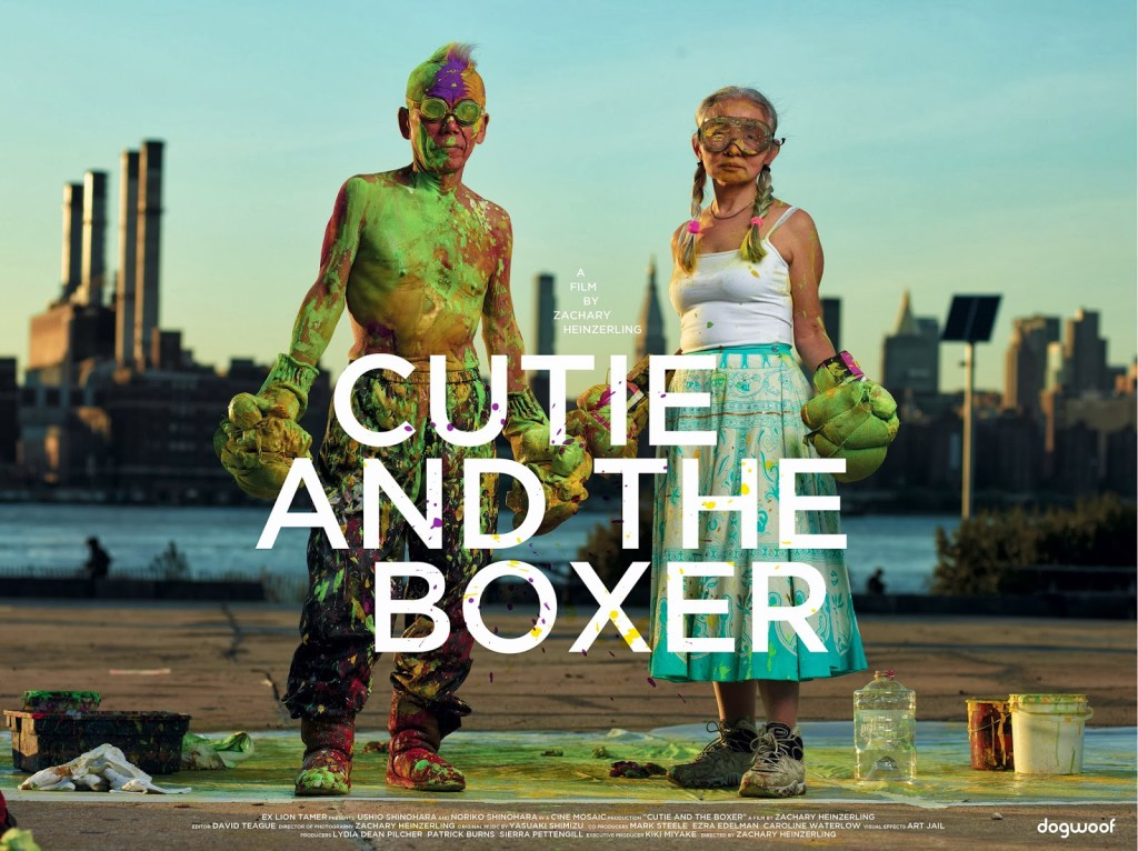 an analysis of cutie and the boxer by zachary heinzerling