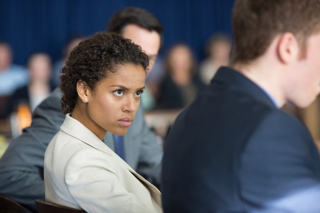 Janelle (Gugu Mbatha-Raw) in THE WHOLE TRUTH. Photo Credit: Lionsgate Premiere